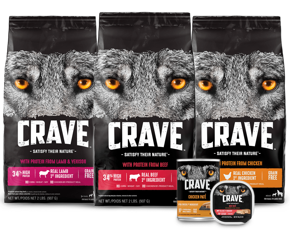 Crave Dog Food Recall featured image