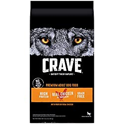 Crave Grain-Free High-Protein Adult Dry Dog Food