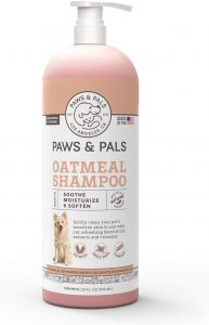 Paws & Pals 5-In-1 Oatmeal Dog Shampoo