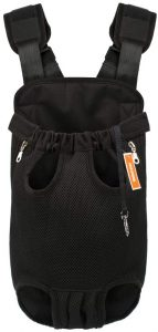 NICREW Legs Out Front Dog Carrier