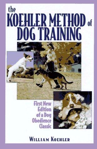 koehler method of dog training book